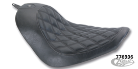 RSD SOLO SOFTAIL SEATS FOR STOCK REAR FENDERS