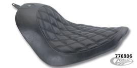RSD SOLO SOFTAIL SEATS FOR STOCK REAR FENDERS