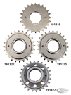 GENUINE ZODIAC CHAIN SPROCKETS FOR 6-SPEED TWIN CAM AND MILWAUKEE EIGHT
