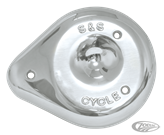 NOSTALGIC S&S CYCLE AIR CLEANER COVER
