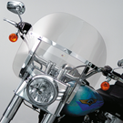 NATIONAL CYCLE CHOPPED HEAVY-DUTY WINDSHIELD