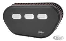 K&N STREET METAIL AIR CLEANER FOR MILWAUKEE EIGHT