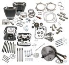 S&S 124CI HOT SET UP KITS FOR TWIN CAM A AND B