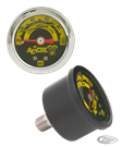 ACCEL LIQUID-FILLED OIL PRESSURE GAUGE