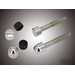 ALUMINUM AND CHROME COVERS FOR ALLEN HEAD SCREWS AND CYLINDER HEAD BOLTS