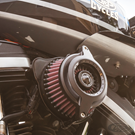 ROLAND SANDS DESIGN BLUNT AIR CLEANER