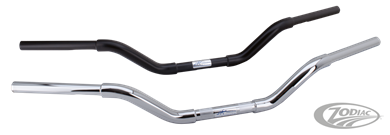 "FEHLING 1 1/4"" SUPERBIKE BARS FOR ONE INCH DIAMETER RISERS"