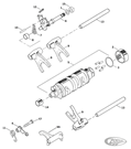 SHIFTER PARTS FOR 2004 TO PRESENT SPORTSTER & AIR COOLED BUELL