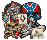 LETHAL THREAT PATCHES
