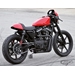 SELLE STYLE CAFE RACER POUR SPORTSTER