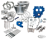 KIT S&S 100CI E 110CI POWER PACK PER TWIN CAM