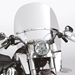 NATIONAL CYCLE QUICK-RELEASE WINDSHIELDS