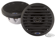 AQUATIC WATERPROOF SIX-AND-A-HALF INCH SPEAKERS