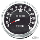 SPEEDOMETER FOR FXWG-FXST-FLST MODELS