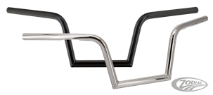 ZODIAC CUSTOM PRODUCTS ONE INCH DIAMETER CRUISER HANDLEBARS