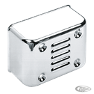 CHROME ELECTRICAL PANEL COVER