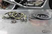 S&S PERFORMANCE CLUTCH KIT FOR ROYAL ENFIELD 650 TWINS