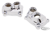 SIFTON CHROME TAPPET BLOCK SET FOR MILWAUKEE EIGHT
