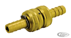 IN-LINE FUEL VALVES