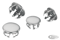 CHROME PLUGS FOR FX STYLE DASH