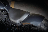 RICK'S MILWAUKEE EIGHT SOFTAIL FAT BOY & BREAKOUT REAR FENDERS