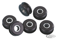 RUBBER MOUNTS FOR FLATSIDE GAS TANKS