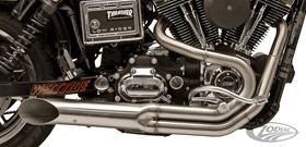 KERKER BOOTLEGGER 2 INTO 1 EXHAUST SYSTEMS