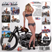 IRON & LACE CUSTOM MOTORCYCLE PIN-UP KALENDER