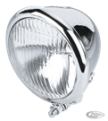 "CHROME 4 1/2"" MINI DRIVE LIGHT"