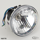 "E-APPROVED 4 1/2"" HEADLIGHT UNIT"