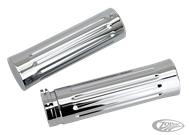 CHROME GROOVED GRIP SETS