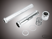 Pushrod Tubes & Covers