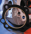 JAMES THIN HEAD GASKETS FOR EVOLUTION BIG BORE MOTORS