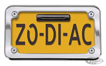 E-APPROVED LED LICENSE PLATE LIGHT
