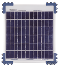 OPTIMATE SOLAR 12V CHARGE & MONITOR SYSTEM