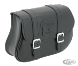 TEXAS LEATHER V-ROD TASCHE