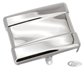 CHROME BATTERY COVER FOR 2006-2017 DYNA