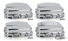 BILLET PANHEAD ROCKER COVERS