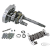 ZODIAC'S 6 SPEED CONVERSION FOR SOFTAIL AND DYNA 5 SPEED TRANSMISSIONS