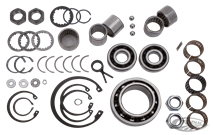 ZODIAC'S REBUILD KIT FOR 2006-UP TWIN CAM & MILWAUKEE EIGHT TRANSMISSIONS