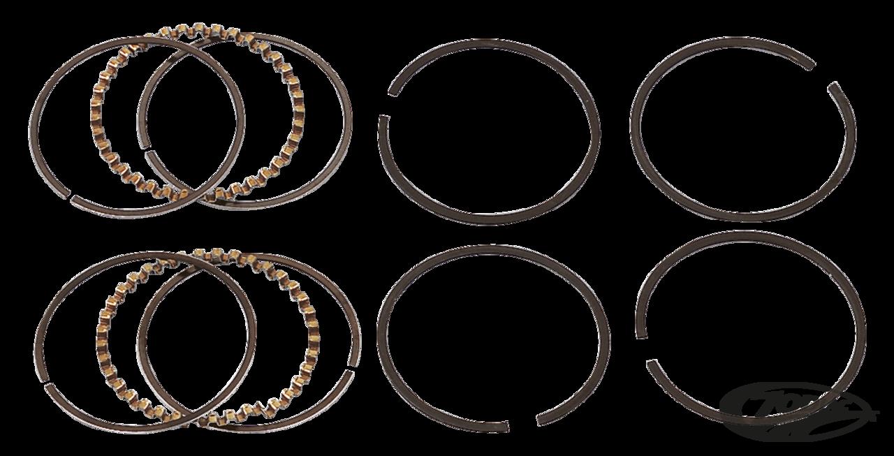 Hastings 2C5161S020 Single Cylinder Piston Ring Set