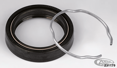 FRONT FORK OIL SEALS FOR INDIAN
