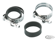 LATE TYPE RUBBER BAND INTAKE MANIFOLD CLAMP SET