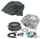 FLYING SKULL HIGH PERFORMANCE AIR CLEANERS