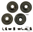 VALVE SPRING COLLARS & RETAINERS FOR PANHEAD
