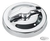 CHROME OIL TANK CAP ASSEMBLY