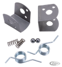 FOOT PEG HARDWARE KIT FOR MILWAUKEE EIGHT SOFTAIL