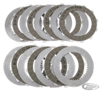 REPLACEMENT CLUTCH PLATES FOR PRIMO PRO-CLUTCH