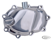 V-TWIN TRANSMISSION COVER FOR 4-SPEED WITH ELECTRIC START