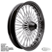 RIDE WRIGHT WHEELS RADIAL LACED FAT 50'S